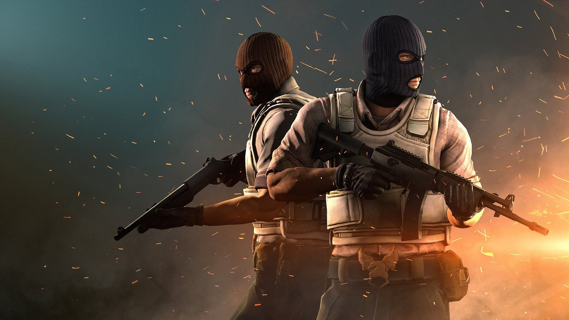 The secrets of professional players in CS GO