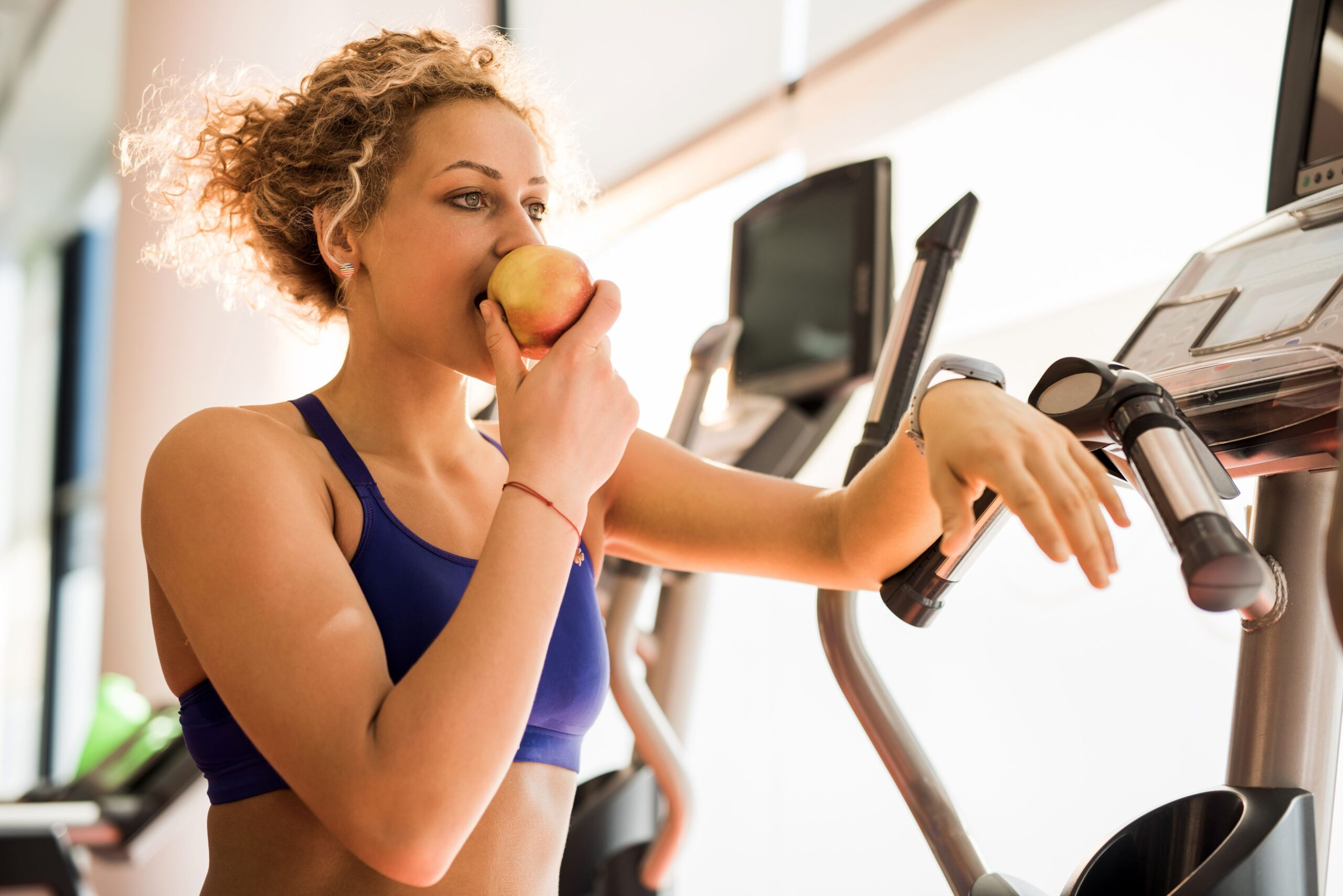 Eating for exercise and sports